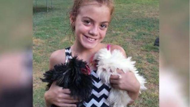 Foto: Lily Mae Avant murió en un hospital de Texas, Estados Unidos. Twitter/@Univision23
