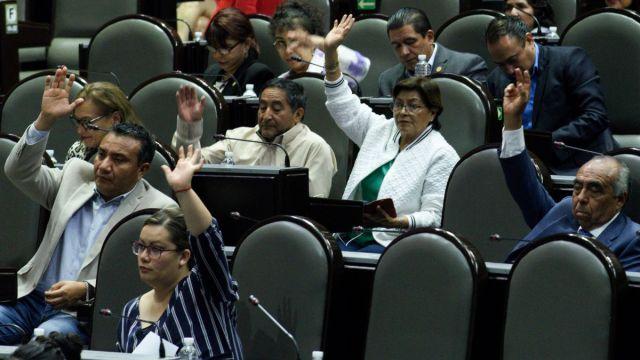 Foto: Sesión en la Cámara de Diputados del 24 de septiembre de 2019. Cuartoscuro