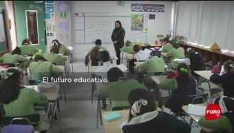 FOTO: Futuro educativo a través de la tecnología, 8 septiembre 2019