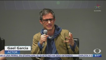 Gael García Bernal lanzará plataforma con testimonios de los sismos del 2017
