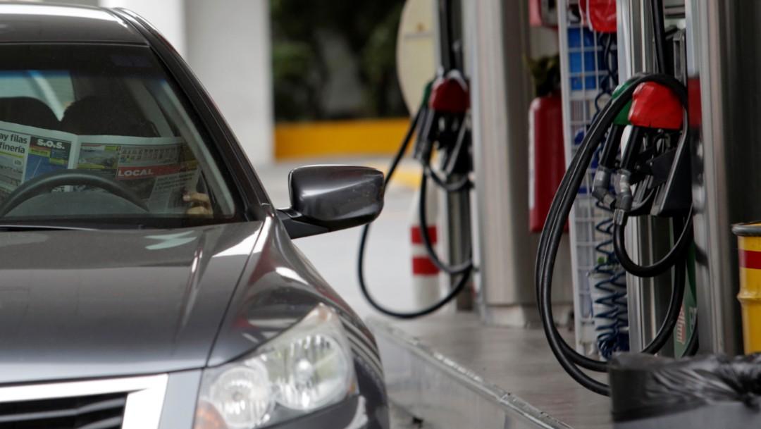Foto: Gasolinera en México, 23 de enero de 2019, Nuevo León