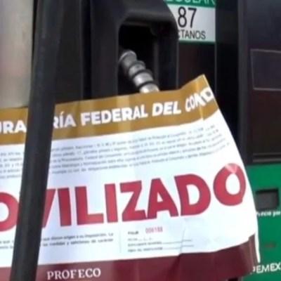 Tamaulipas pidió a Profeco intervenir en gasolineras de Nuevo Laredo, por discriminación