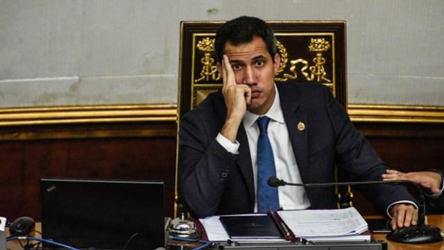 Foto: Juan Guaidó, presidente de la Asamblea Nacional, 25 de septiembre de 2019 (Getty images, archivo)