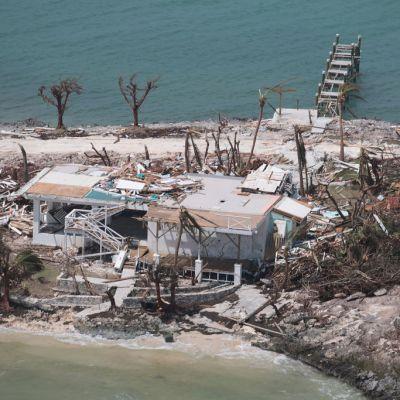 Suman 52 muertos y 1,300 desaparecidos por huracán 'Dorian' en Bahamas