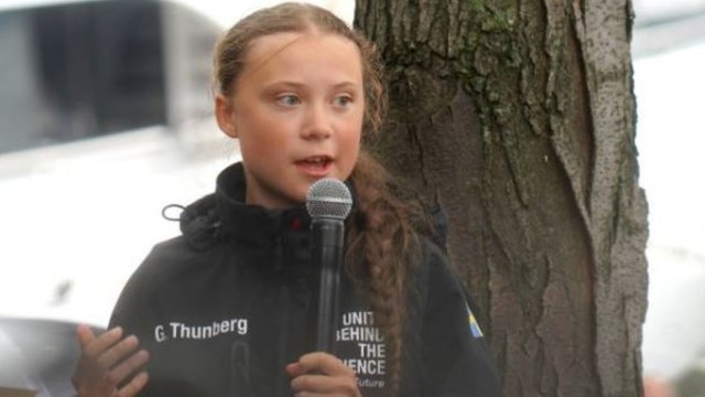 Greta Thunberg gana el Nobel Alternativo