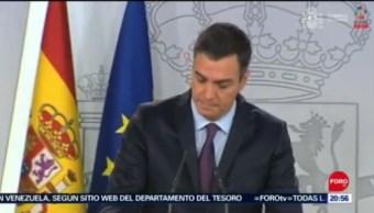 FOTO: Habrá nueva elección en España, 17 septiembre 2019
