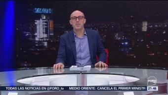Foto: Hora 21 Julio Patán Programa Completo 18 Septiembre 2019