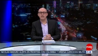 Foto: Hora 21 Julio Patán Programa Completo 3 Septiembre 2019