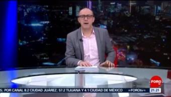 Foto: Hora 21 Julio Patán Programa Completo 9 Septiembre 2019