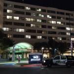 Foto: Una patrulla de la policía de Texas está estacionada afuera del hospital donde las víctimas de un tiroteo reciben atención médica, 1 septiembre 2019