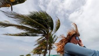 Foto: Huracán Dorian, 2 de septiembre 2019, Florida