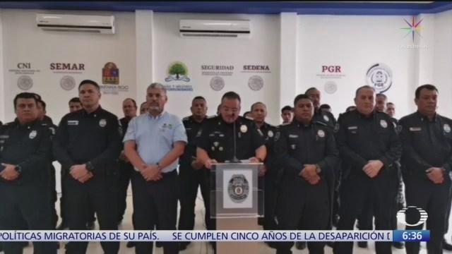 Identifican a homicidas del encargado del mando único de Playa del Carmen