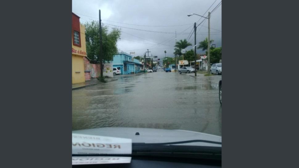 Foto: Inundaciones en Tamaulipas, 4 de septiembre de 2019,