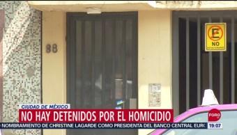 FOTO: Investigan Feminicidio Madre Familia Alcaldía Benito Juárez