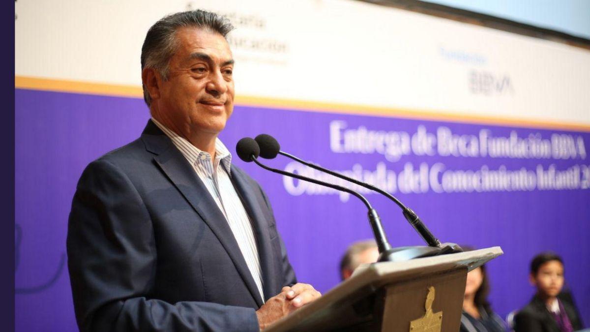 Jaime Rodríguez, El Bronco