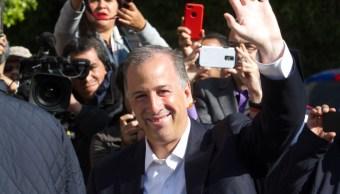 José Antonio Meade.
