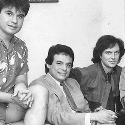 Foto histórica: José José, Camilo Sesto, Rocío Durcal y Juan Gabriel causa conmoción en redes sociales