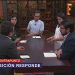 Foto: Respuesta Oposición Informe Gobierno AMLO 2 Septiembre 2019