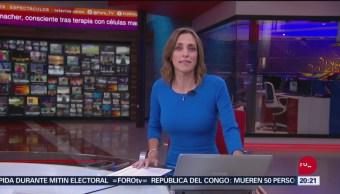 Foto: Las Noticias Ana Francisca Vega Programa Completo 12 Septiembre 2019