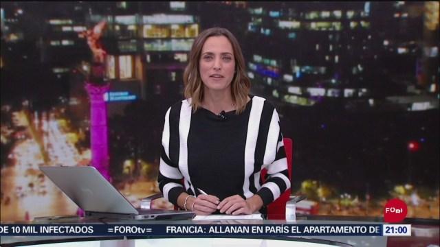 Foto: Noticias Con Ana Francisca Vega Programa Completo 24 Septiembre 2019