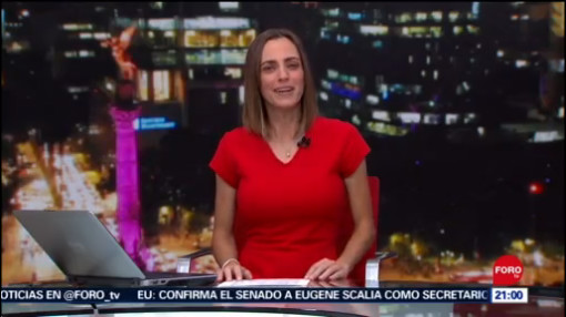 Foto: Las Noticias Ana Francisca Vega Programa Completo Forotv 26 Septiembre 2019