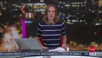 Foto: Las Noticias Ana Francisca Vega Forotv 10 Septiembre 2019