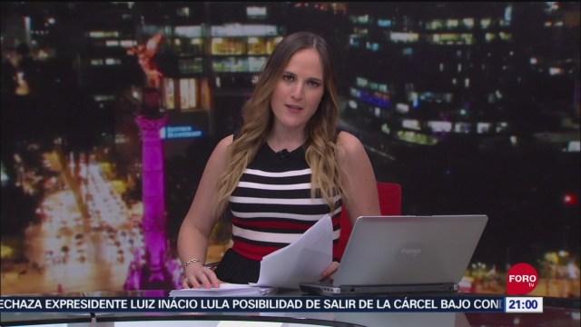 Foto: Las Noticias Ana Francisca Vega Programa Completo Forotv 30 Septiembre 2019