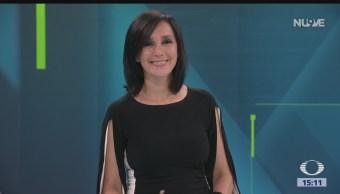 FOTO: Noticias Karla Iberia Programa Completo 3 Septiembre,
