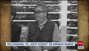 Lente Gordo con Enrique Muñoz [20-09-19]