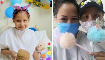Nina-leucemia-linfoma-Burkitt-quimioterapias-Joana