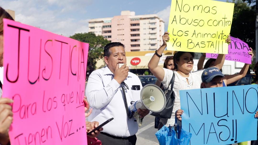 Imagen: La presidenta municipal de Puebla, Claudia Rivera Vivanco dijo que aportarían todas las pruebas a la Fiscalía para que se realice una sanción ejemplar, 21 de septiembre de 2019 (Ireya Novo /Cuartoscuro.com)