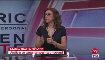 Línea del tiempo de acciones sobre caso Ayotzinapa