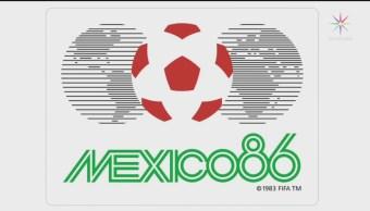 Foto: Logotipo México 86 Mejor Historia Copas Del Mundo 3 Septiembre 2019