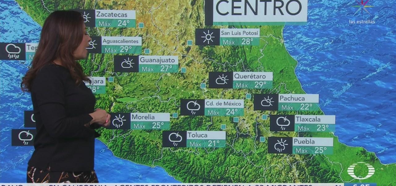 'Lorena' provocará lluvias en Michoacán y Guerrero