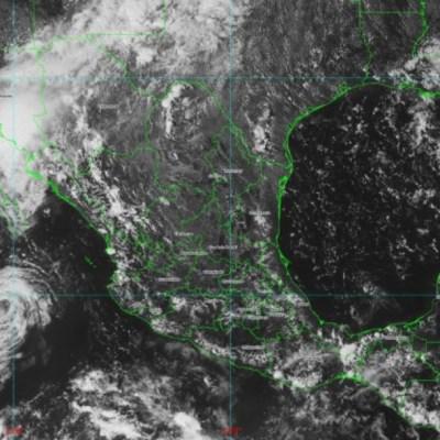 'Lorena' se debilita a tormenta tropical