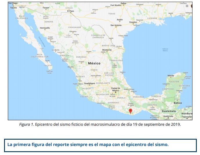 IMAGEN Macrosimulacro 2019 inicia, se activa alerta sísmica en CDMX (SSN)