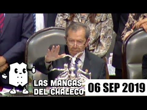 FOTO: Las Mangas Del Chaleco 6 Septiembre 2019