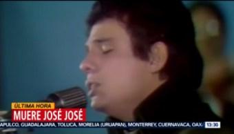 FOTO: Mara Patricia Castañeda confirma muerte de José José, 28 septiembre 2019