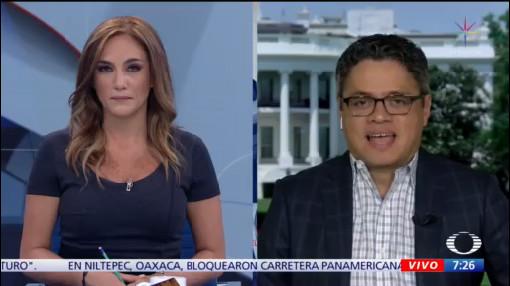 Marcelo Ebrard se reunirá con funcionarios de EU en la Casa Blanca
