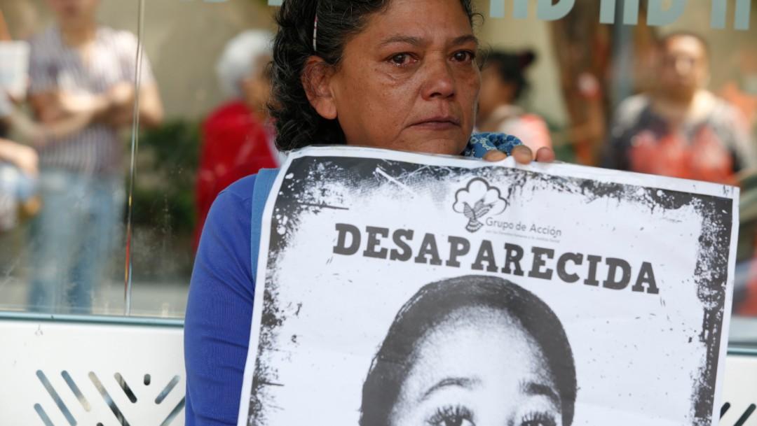Foto: Marcha por personas desaparecidas, 8 de septiembre de 2019, Ciudad de México