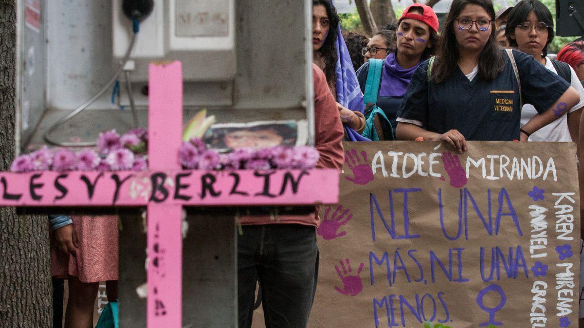 Marcha por Lesvy Berlín