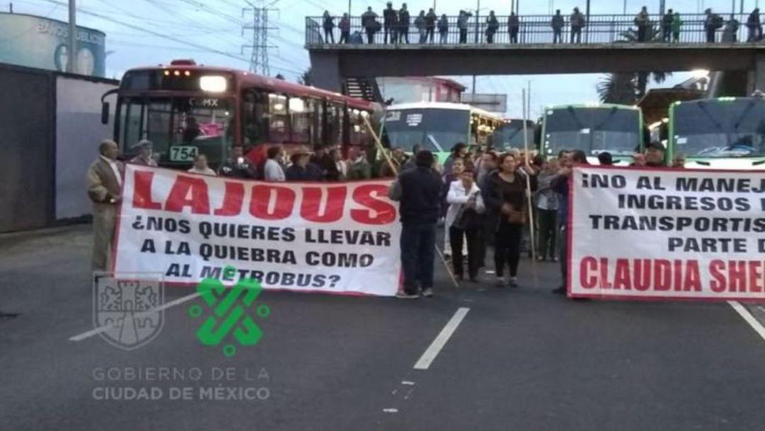 Foto Marchas y bloqueos afectarán el tránsito hoy 3 de septiembre de 2019