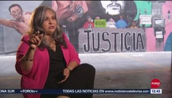 Martha Camacho, sobreviviente de la 'Guerra Sucia' recibe disculpa del Estado mexicano