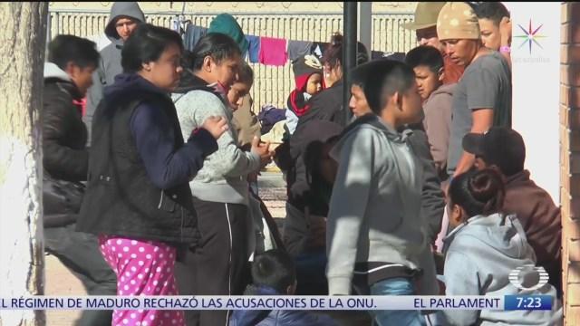 Más de 48 mil extranjeros han pedido refugio en México