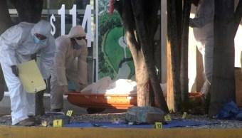 Foto: Matan a cinco personas en terminal de autobuses, 2 de septiembre, Cuernavaca