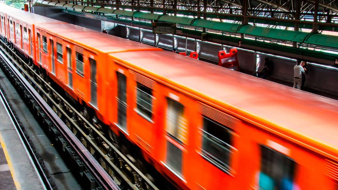 FOTO Metro CDMX cumple 50 años de servicio; en la imagen, la estación San Lázaro (Twitter Metro CDMX)