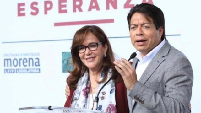 Foto: El anuncio de la presentación de esta iniciativa lo hizo Morena en la reunión de la Junta de Coordinación Política, 2 de septiembre de 2019 (Twitter @mario_delgado)