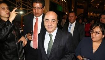 Imagen: Jesús Murillo Karam, exprocurador de la República, el 16 de septiembre de 2019. (Saúl López /Cuartoscuro.com)