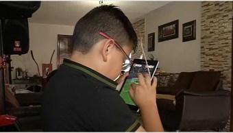 Foto: La OMS alerta sobre el uso de los teléfonos celulares por parte de niños,7 de septiembre de 2019 (Noticieros Televisa)