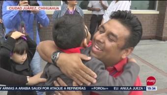 Foto: Niños Invidentes Regalan Abrazos Ciudad Juárez Chihuahua 21 Septiembre 2019